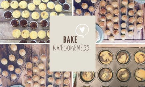 Top Baking Tips and Marble Cupcakes Recipe