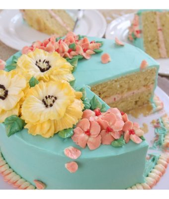 Top Baking Tips and Perfect Sponge Cake Recipe