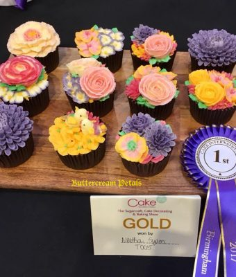 How to win Cake International or any Cake Competitions…